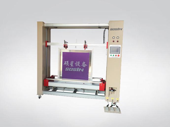 آلة طلاء الشاشة التلقائي