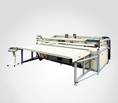 Grande taille Semi Automatic Screen Printing Machine