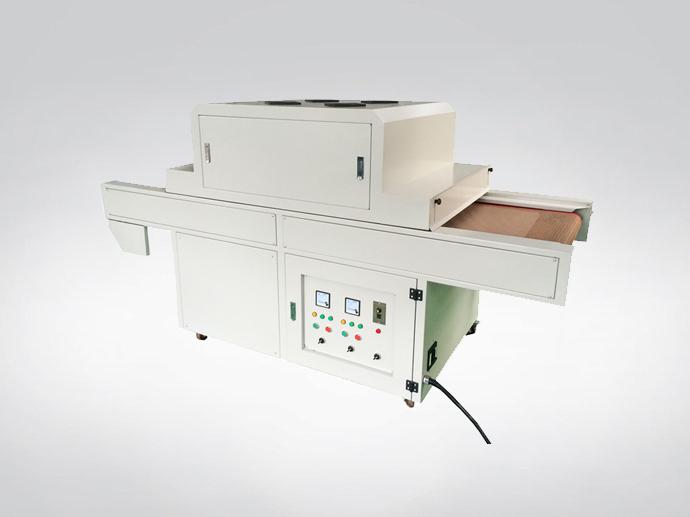 UV durcissement machine